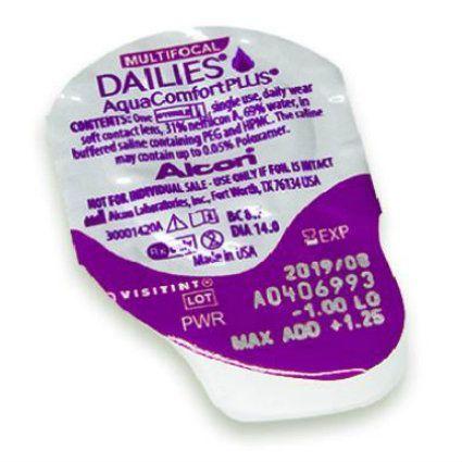 dailies aquacomfort plus multifocal 90