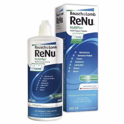 810f220544 ReNu Multiplus 360 ml - Líquido de mantenimiento - 9,90 €