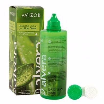 Solución Única Alvera 350 ml