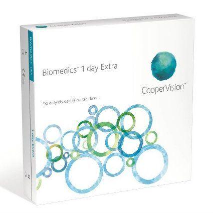 Biomedics 1 Day Extra 90 unidades