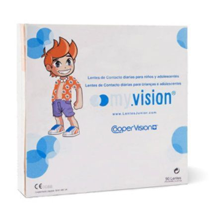 MyVision Junior Lens 90 unidades