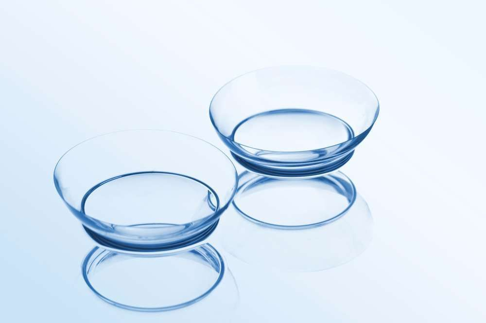 Tipos de lentillas