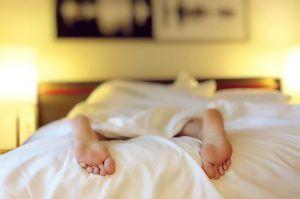 Dormir con lentillas