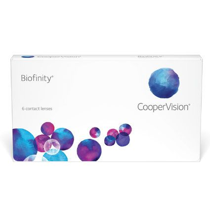 Biofinity XR 6