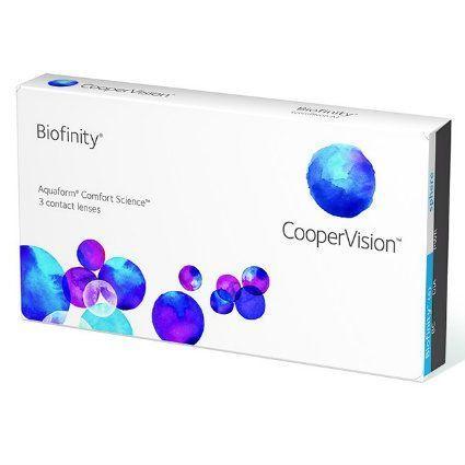 3aa554066d3c1 Lentillas Biofinity - Lentes de contacto Comfilcon A