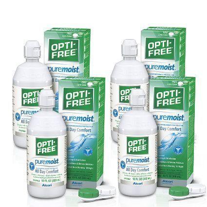 Opti-Free Puremoist 4x300 ml
