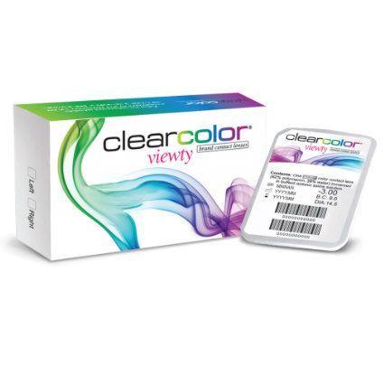 clearcolor viewty sin graduación
