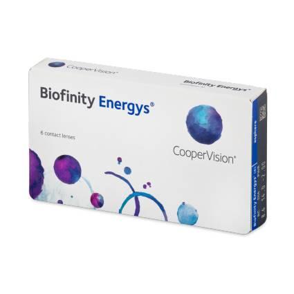 Biofinity Energys 6