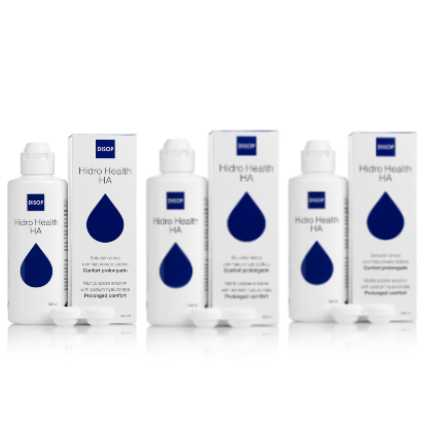 Hidro Health HA 3x360 ml