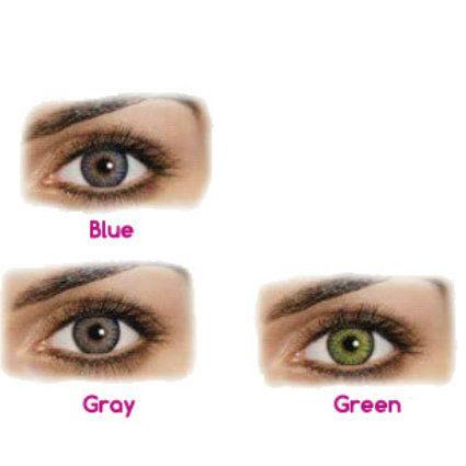 Lens 55 toric color