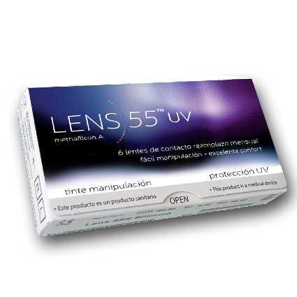 Lens 55 UV