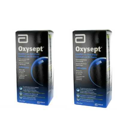 Oxysept Comfort un Solo Paso 2x360ml