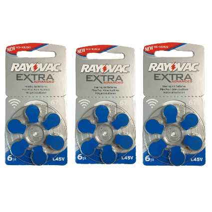 Rayovac Extra Advance 675