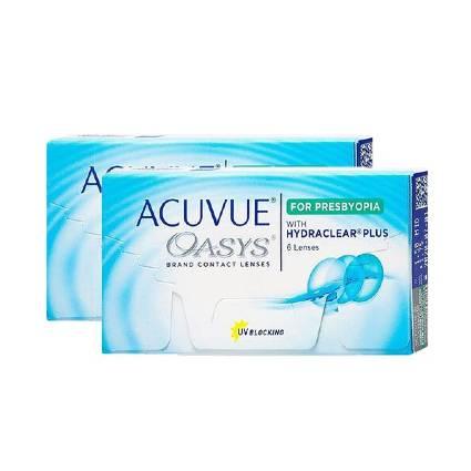 Acuvue Oasys for Presbyopia 12