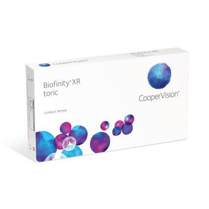 Biofinity XR toric 6